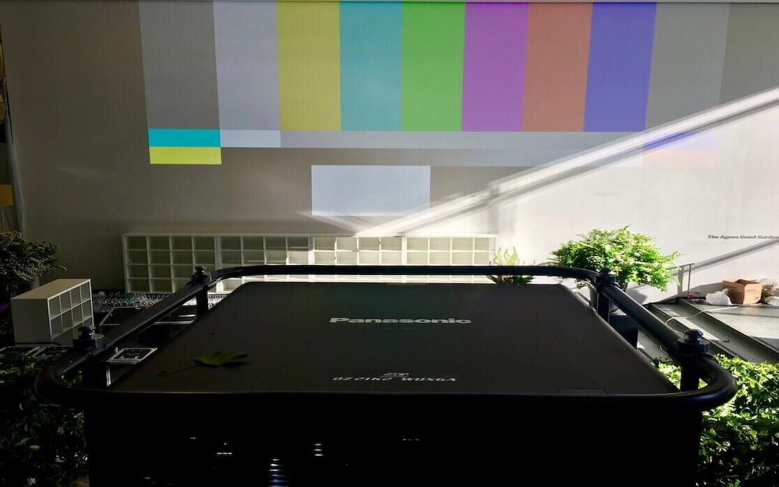 What's better - LED video wall or projector?