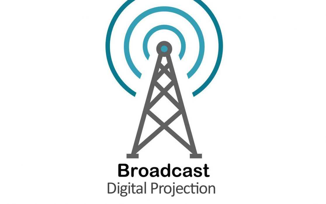 broadcast Digital Projection in NYC