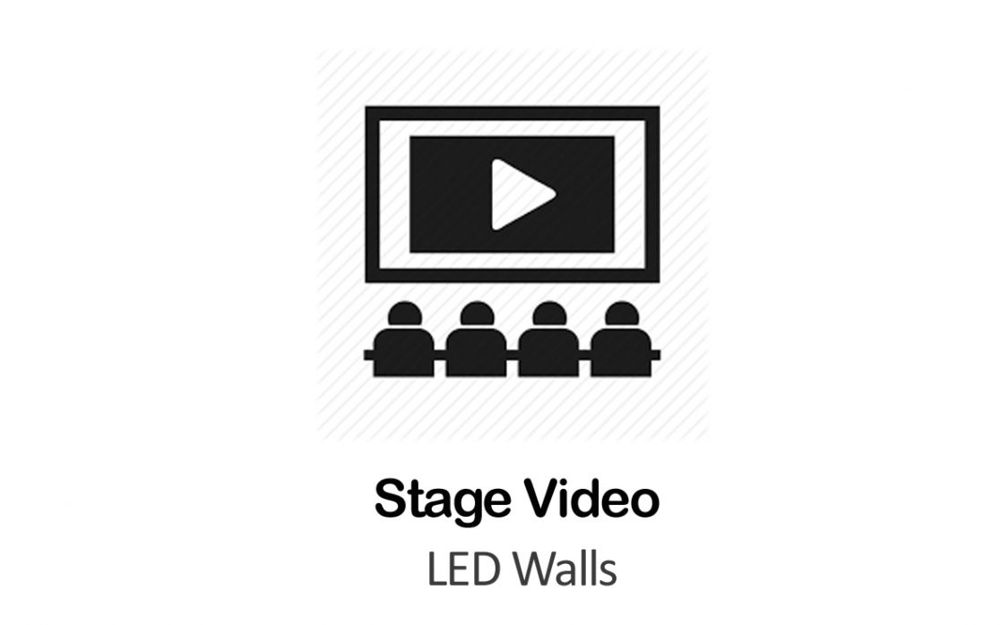 LED Walls for Stage Video in New York