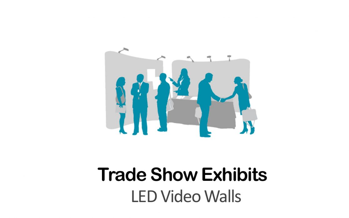 LED Video Walls for Trade Show Exhibits in New York