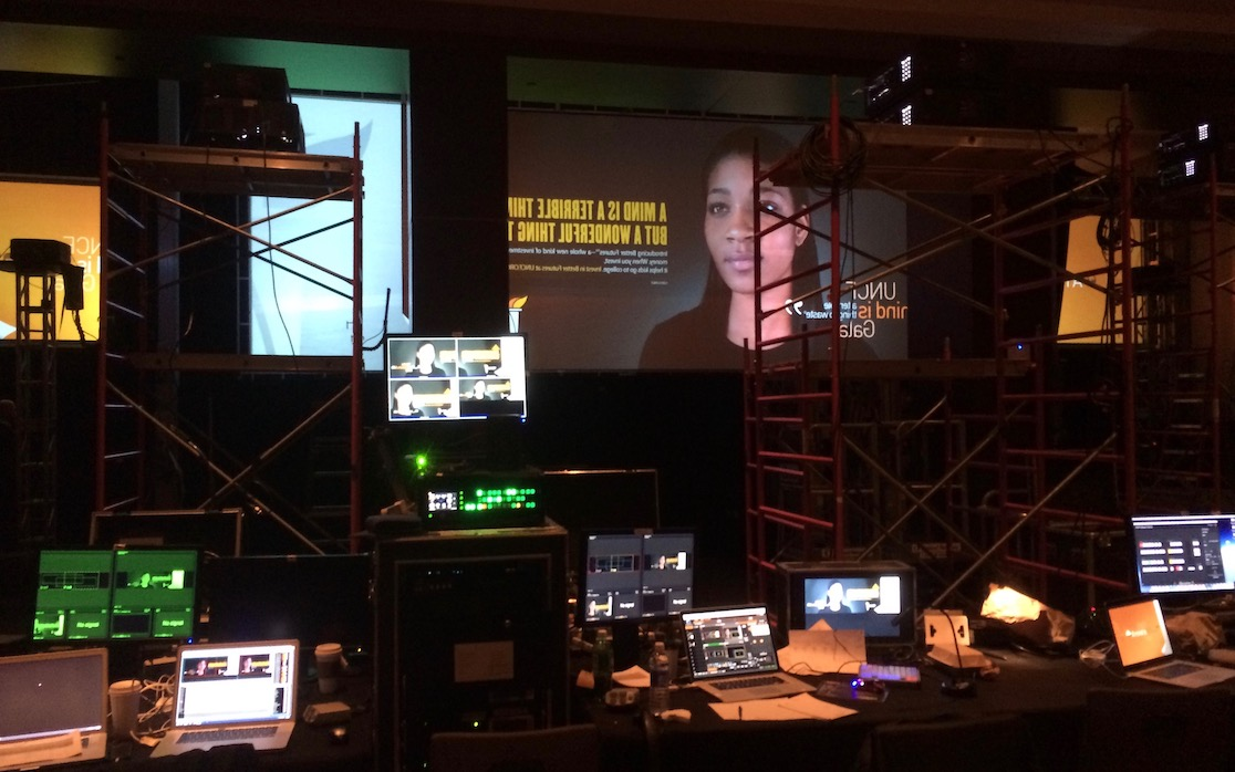 Christie Projectors in NYC