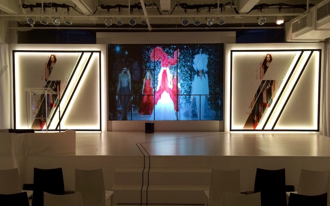 Coleder LED screen in NYC